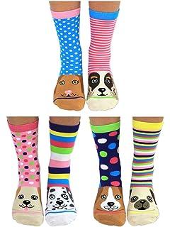 Ladies Xmas Gift Idea United Oddsocks Colourful Polka Dot Funky Armwarmers