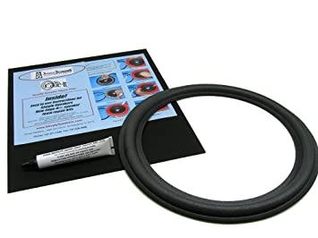 Paradigm Subwoofer 12 Inch Single Foam Speaker Repair Kit FSK-12JL-1  (Single)
