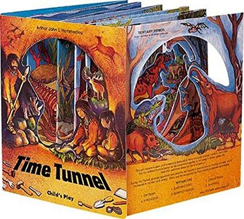 Time Tunnel (Information Books) by Brand: Child's Play International