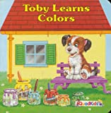 Toby Learns Colors, Quadrillion Media Staff, 1581852118