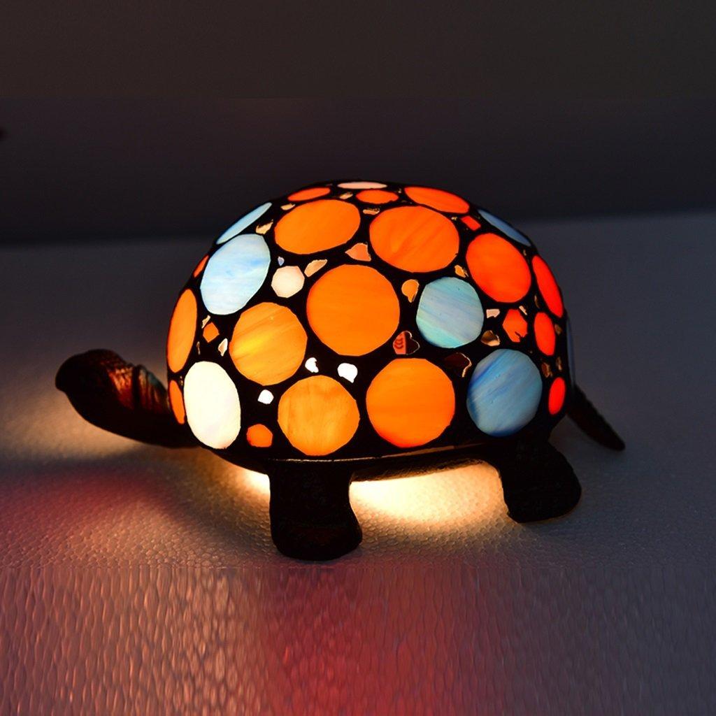Edge To Table Lamp Tortoise small animal study lamp bedroom bedside lamp modern minimalist fashion creative arts Nightlight by Edge To (Image #2)