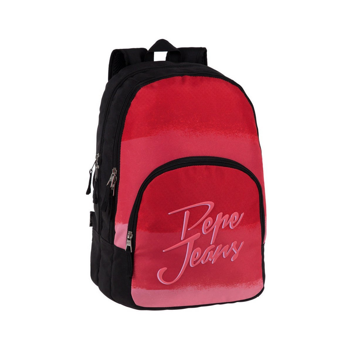 Pepe Jeans 6382451 Linden Mochila Escolar, 30.98 Litros, Color Rosa