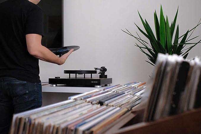 mag-Lev Reproductor de Discos de Audio ML1 con una Placa de ...