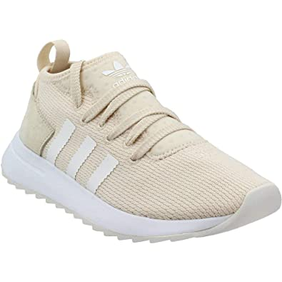 on sale c49ec 099b2 adidas Womens Flashback Mid Athletic  Sneakers Beige