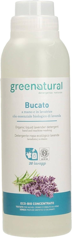 GREENATURAL - Detergente Líquido Lavanda - Limpieza profunda de ...