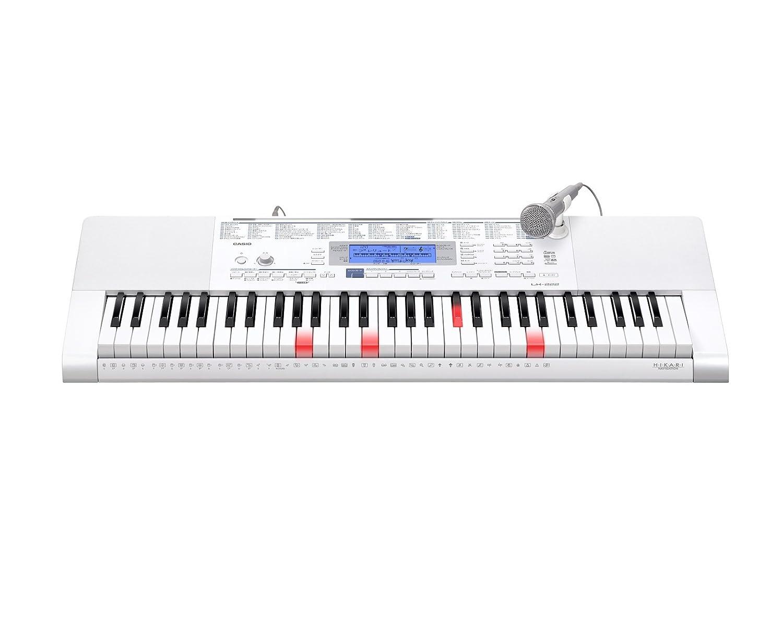 カシオ 電子キーボード61標準鍵 光ナビゲーションキーボード LK-122 B013HVH4MK LK-122