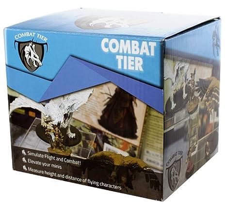 Tinkered Tactics Combat Tiers Base Set