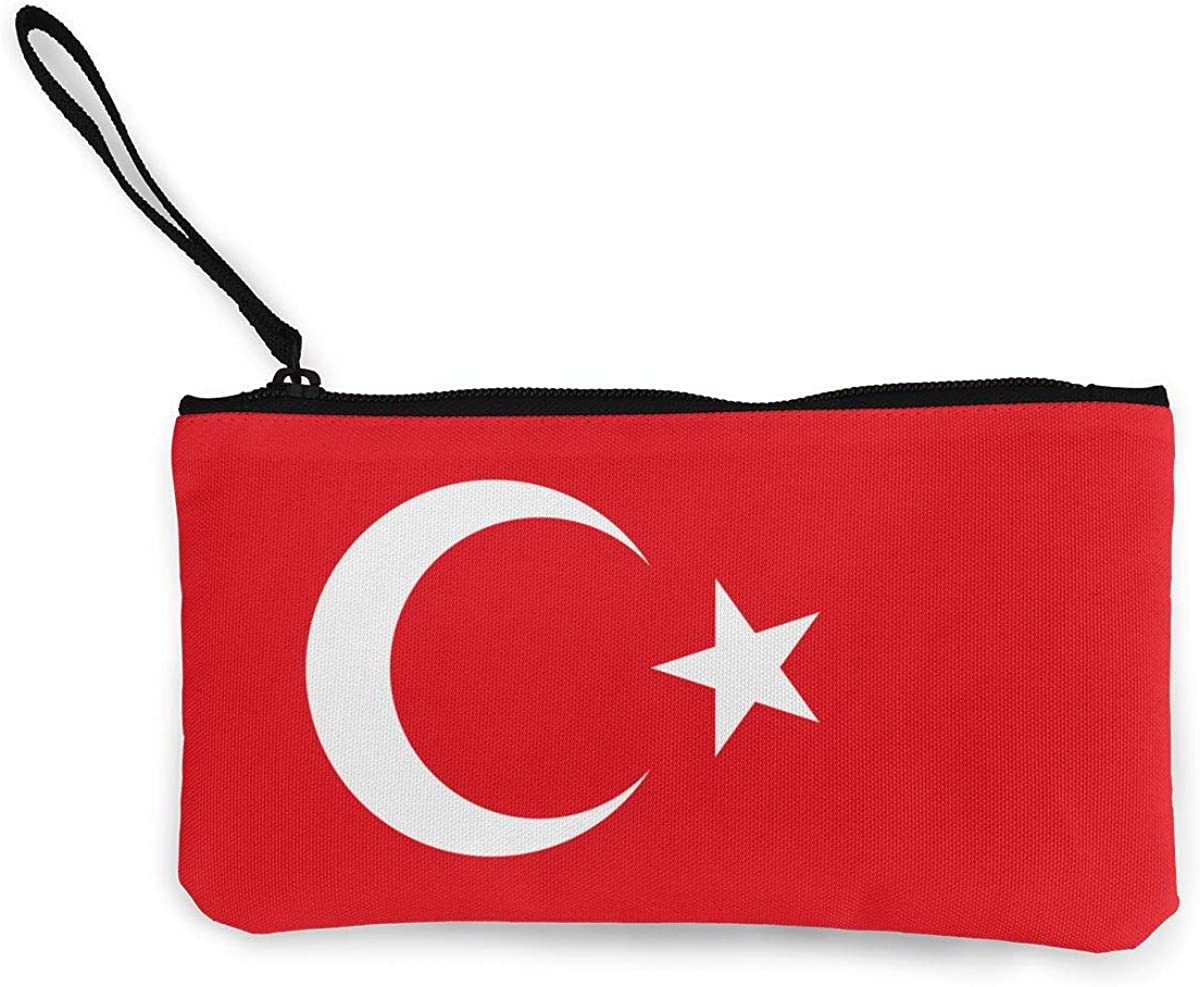 Turkey Flag Wallet Coin...