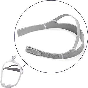 CPAP Headgear for DreamWear Nasal Mask or Dreamwear Gel, Replacement for Respironics Dreamwear Headgear, LALASTAR CPAP Nasal Mask Strap for CPAP Machine (Headband ONLY) …