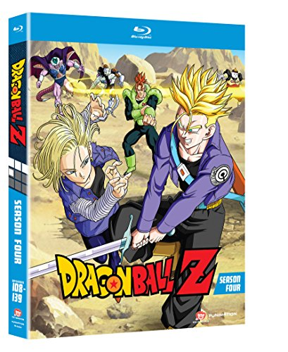 Dragon Ball Z: Season 4 ()