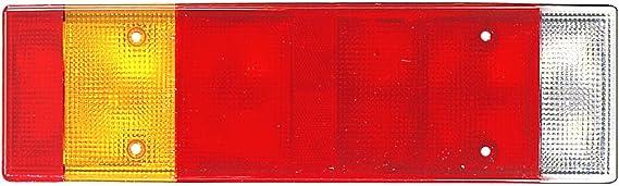 Image of Iparlux 16990119 – Piloto trasero izquierdo=derecho, Solamente Tulipa, Ambar-Blanco-Rojo, Reflex, Multifuncion.