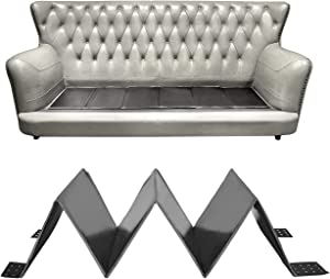 Buzzlett Deluxe Thicker Sagging Furniture Chusion Support Insertc with Fixed Webbing, 67 inches