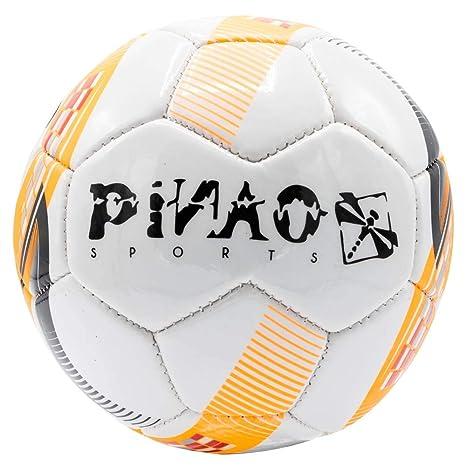 PiNAO Sports - Minibalón de fútbol (pequeño, tamaño 2, a Partir de ...