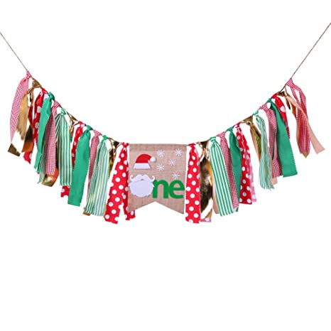 Christmas Decorations For 1st Birthday First Birthday Decorations For Xmas Decorations Christmas Gifts Kids For Birthday Party Favors Christmas Party Ideas Christmas Birthday Party Ideas Amazon In Toys Games