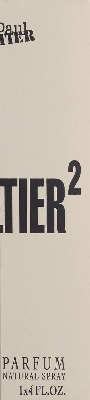 JEAN PAUL GAULTIER GAULTIER 2 - Agua de perfume vaporizador, 120 ml