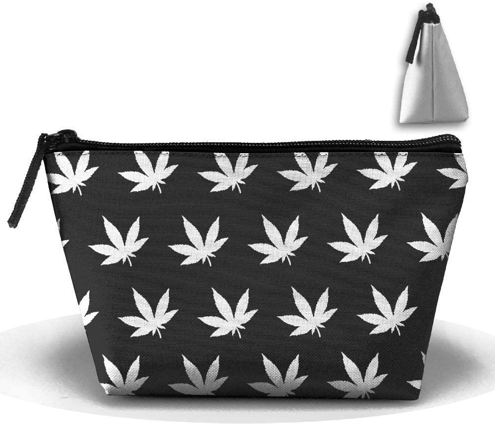 Marihuana Weed Leaf Impreso Algodón Pluma Papelería Estuche Lápiz ...