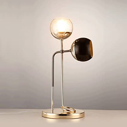 best service b1fe4 7cc55 GJ Table Lamp Nordic Bedroom Headboard Light Fixture Study ...