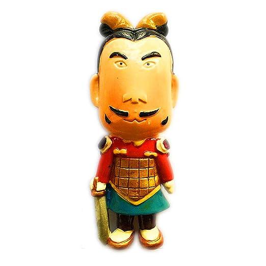 Hqiyaols Souvenir Guerreros de Terracota Xian Shanxi China ...