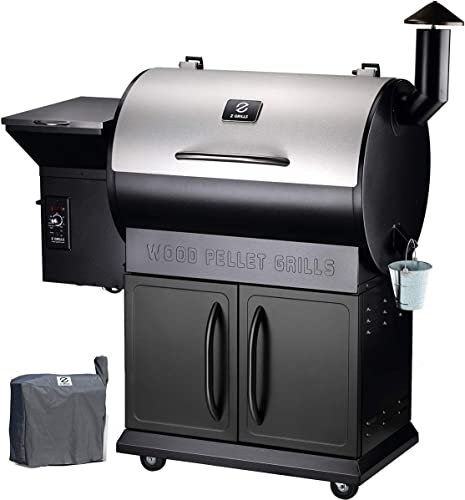 Z-GRILLS-ZPG-700E-Wood-Pellet-Grill-Smoker-for-Outdoor-Cooking-with-Cover