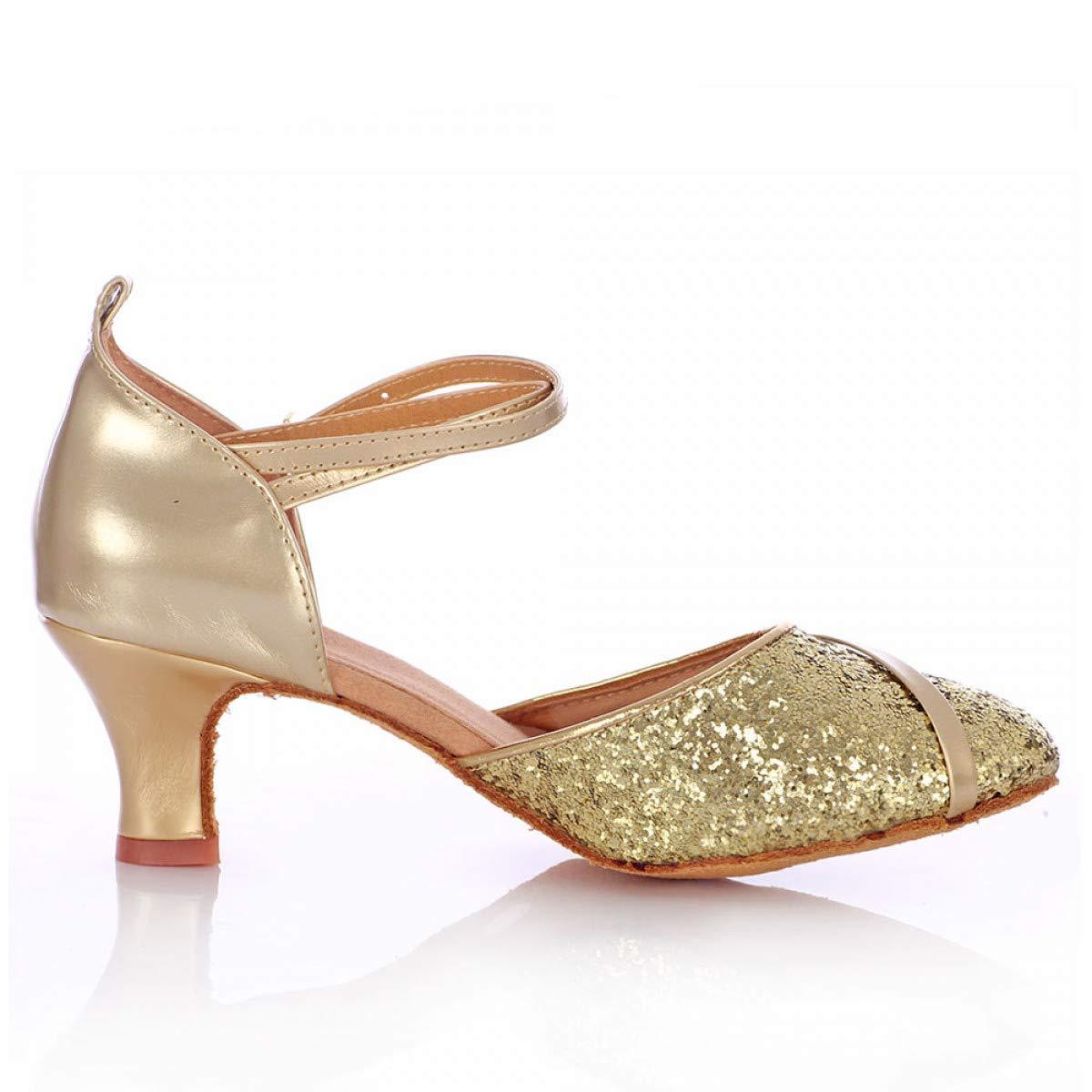MELLOW SHOP Ladies Salsa Latin Dance Shoes Latin Dancing Shoes Latin Dance Shoes
