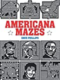 Americana Mazes (Dover Children's Activity Books)