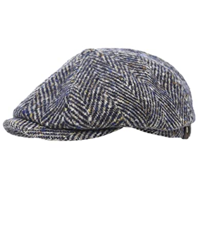 Stetson Hatterasfor Women and Men Newsboy Cap Winter with Peak, Lining Autumn at Amazon Mens Clothing store: