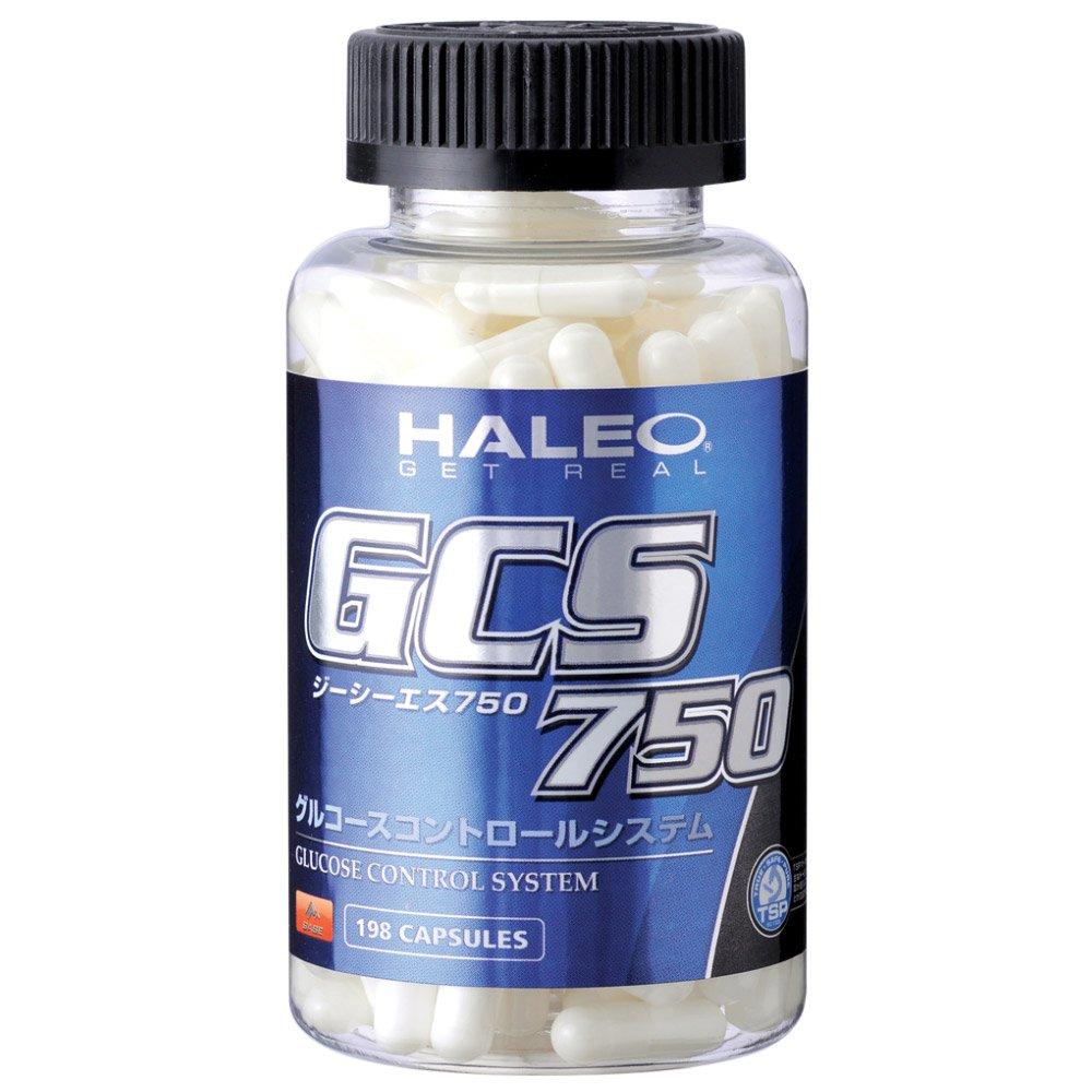 (HALEO) GCS750 198カプセル B000SY643U   198カプセル