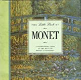 img - for The Little Book of Monet book / textbook / text book