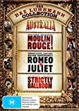 Australia / Moulin Rouge / Romeo and Juliet [1996] / Strictly Ballroom [Baz Luhrmann Collection] [4 Discs] [NON-USA Format, Region 4 Import - Australia]