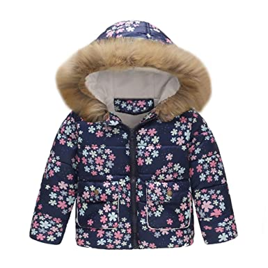 b0c33cb96 Amazon.com  KONFA Teen Toddler Baby Boys Girls Winter Warm Clothes ...