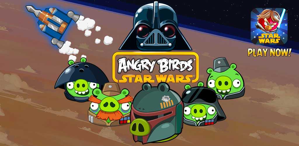 Angry Birds Star Wars II to launch for iOS, Android and ...