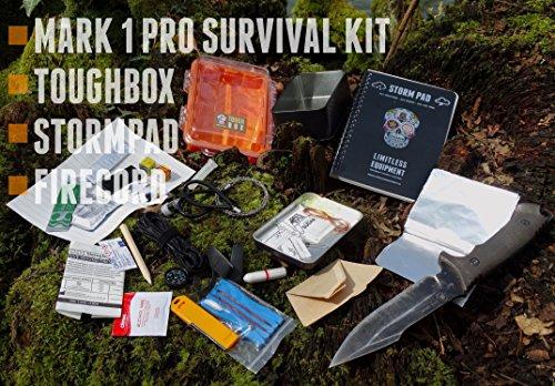 UK Made Pocket Size Limitless Equipment Mark 1 Survival Kit pro Level Gear.