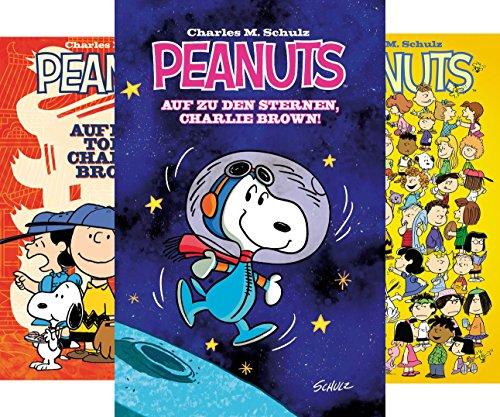 Peanuts (Reihe in 9 Bänden) by