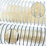 POWERTEC 70143 PVC Dust Collection Hose
