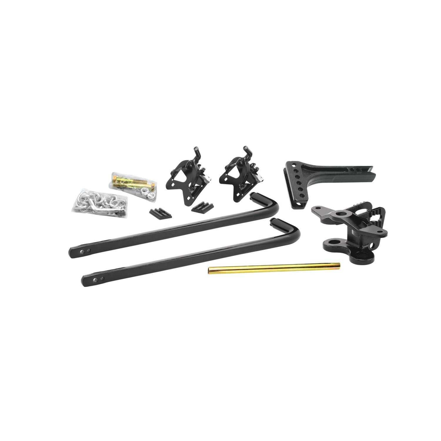Pro Series 49570 Round Bar Weight Distributing Complete Kit Draw-Tite