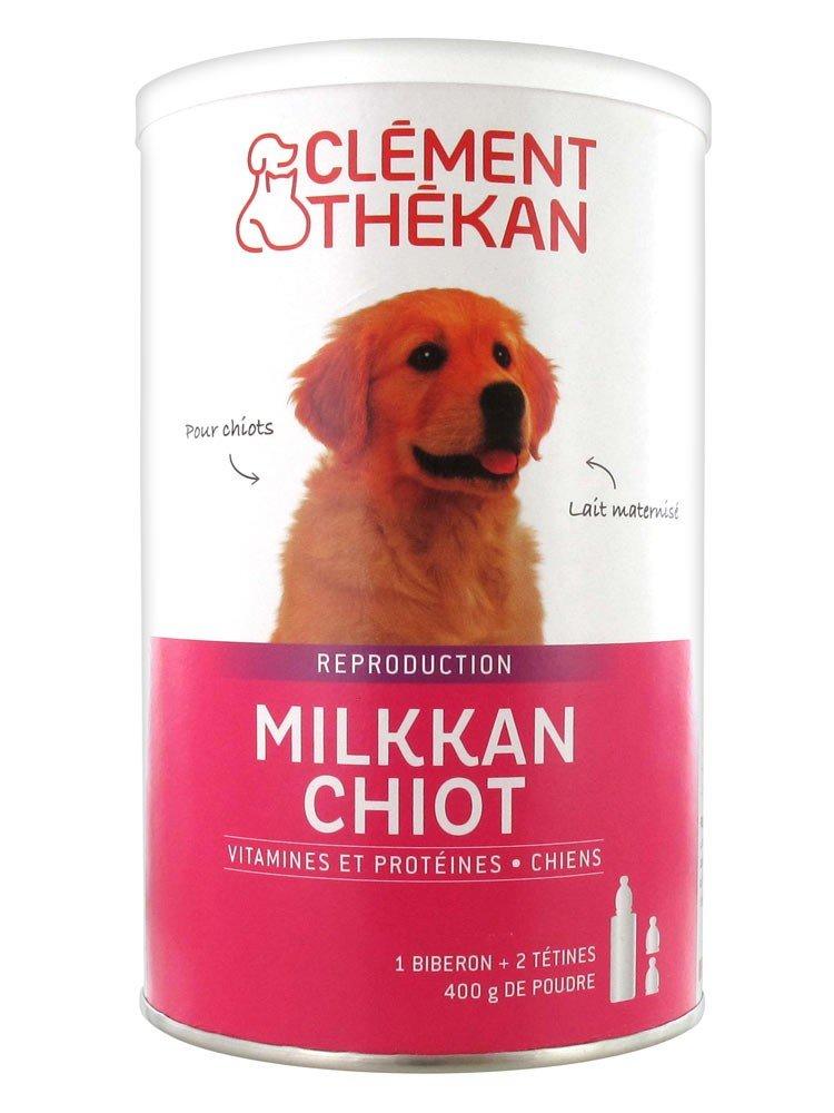 Clément Thékan Milkkan Chiot 400 g