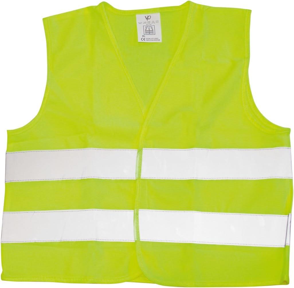 gelb fluoreszierend VIP 0842034515321/Warnweste