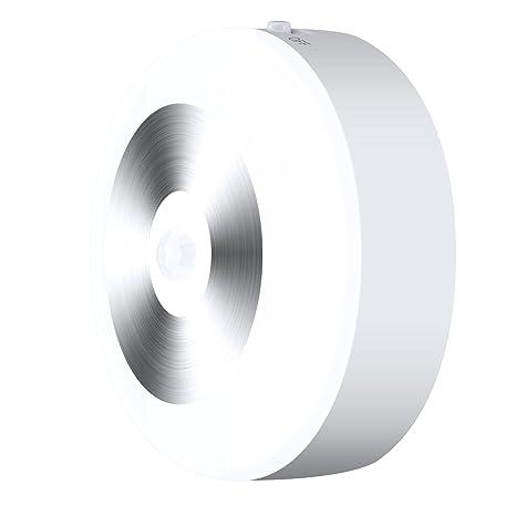 Luz de Sensor de Movimiento Neloodony, Luz de Noche LED con ...