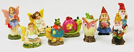 Snail accessories mythical mini marble Miniature Fairy Garden Decorations