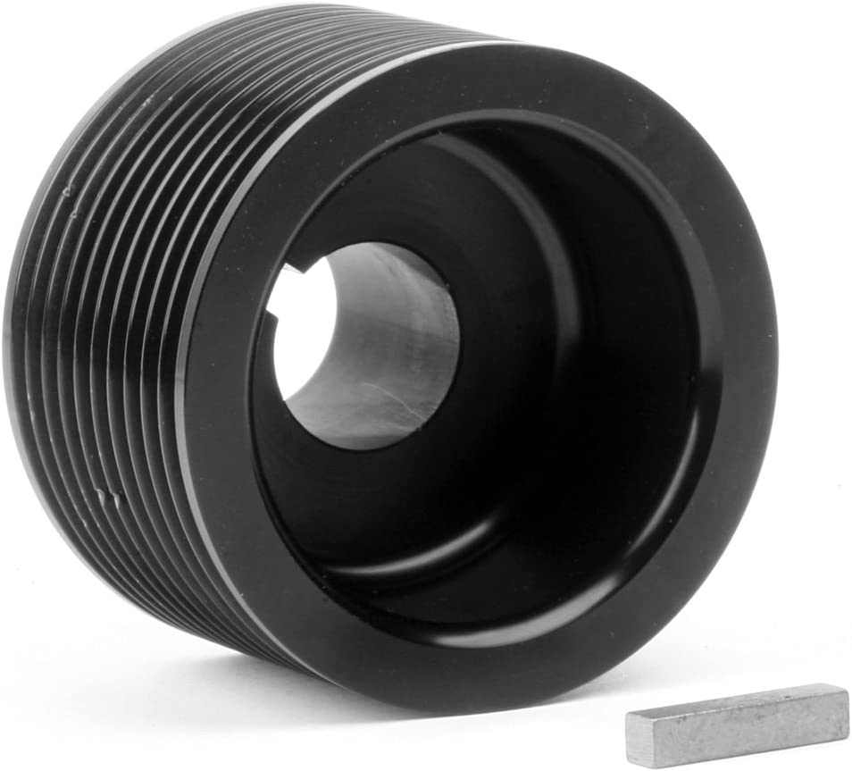 Weiand 90541 Pulley 10 Rib 2.66 Upper