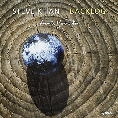 Steve Kahn - Backlog  cover