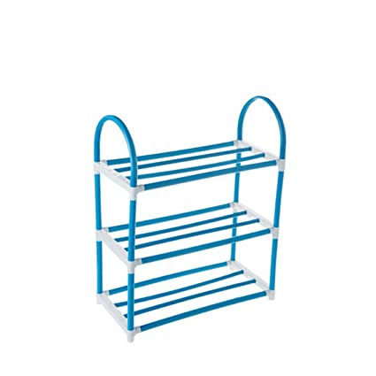 Fengg2030shann Color Simple Assembly Shoe Rack Multi Layer Shoe Storage  Rack Household Plastic Racks Shoe