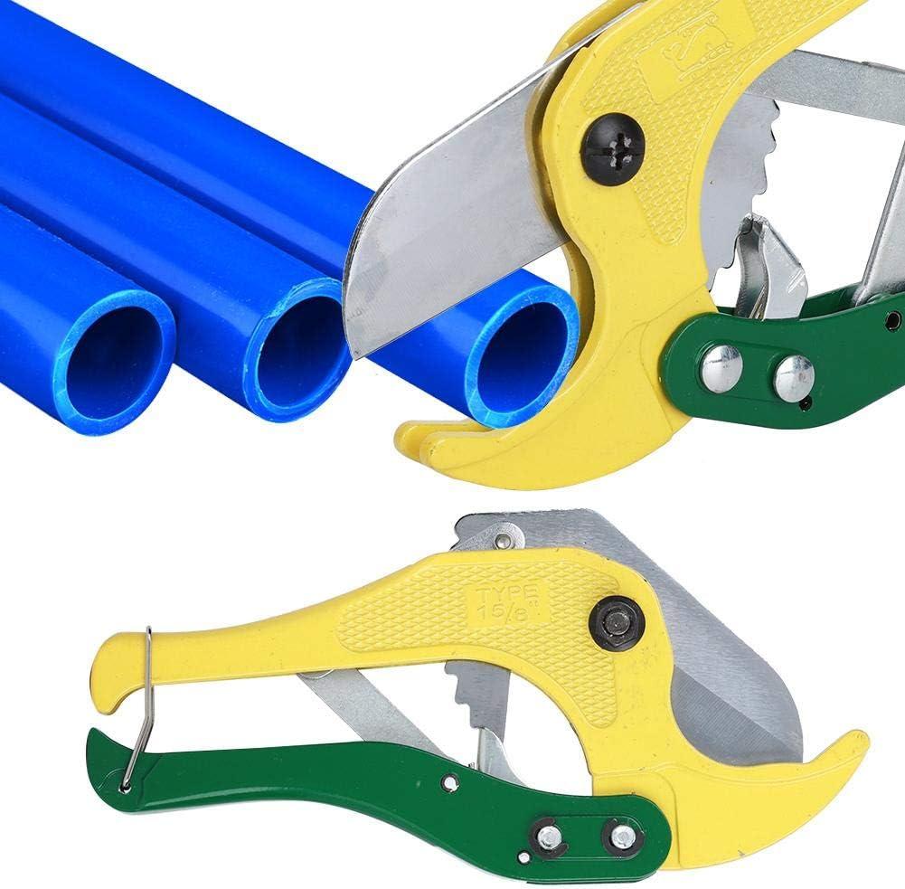 Tijera de corte multifuncional para cortador de tubos para herramienta de corte de manguera de tubo de goma de PVC PE