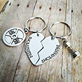 Swolemates - Swole Mates Key chain - Work Out - Gym Buddy - WOD - Weight Lifting - Fitness - Fit Life - Train like a Beast - Lift Heavy