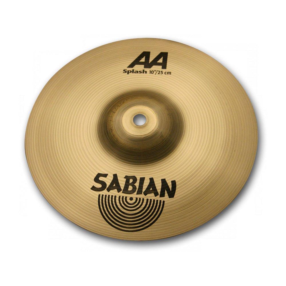 Sabian AA Splash 10/21005/ /Piatto per batteria