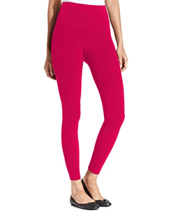 0621e7e270430d Star Power by Spanx Wide Waistband Tout & About Shaping Leggings (X-Large,