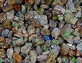 1251Cts. Natural Ethiopian Multi Color Opal Rough Wholesale Lot Gemstones
