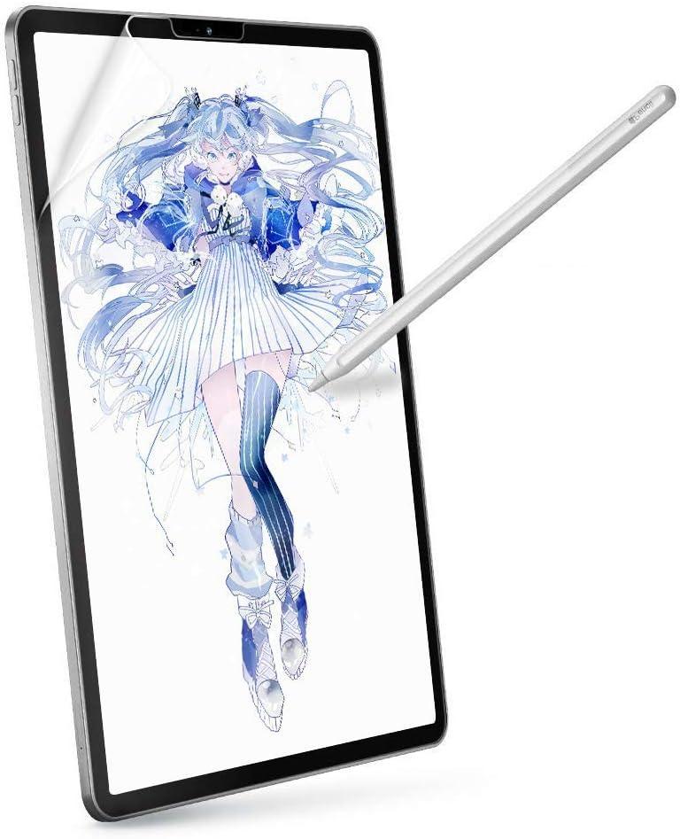 BENKS Protecteur d/Écran pour iPad Pro 9,7 Pouces Anti-/éblouissant Texture Pet Films pour Apple iPad 2018 //Air //Air2 Mat Protection /Écran Convient pour /écrire et Peindre avec Apple Pencil
