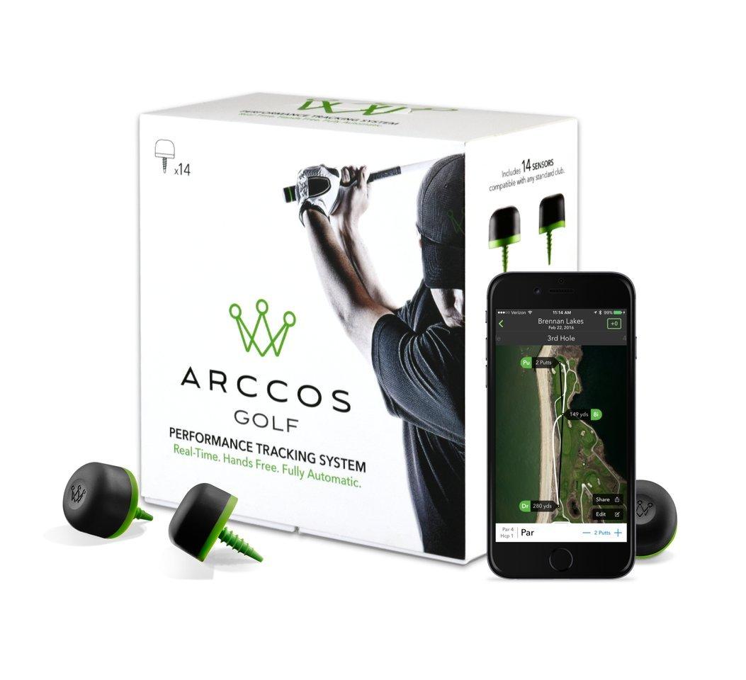 Arccos Golf GPS Shot Tracker by Arccos Golf
