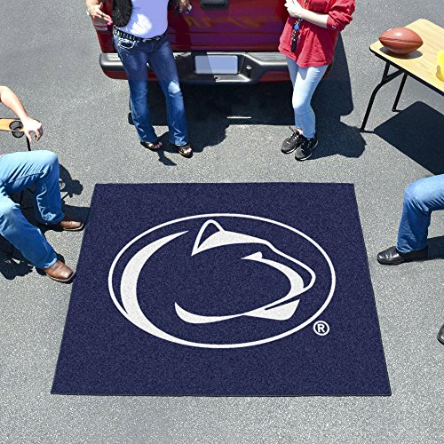 Fanmats Team Support Accessories Penn State Collage Sports Team Logo Outdoor Mat Tailgater Rug 60